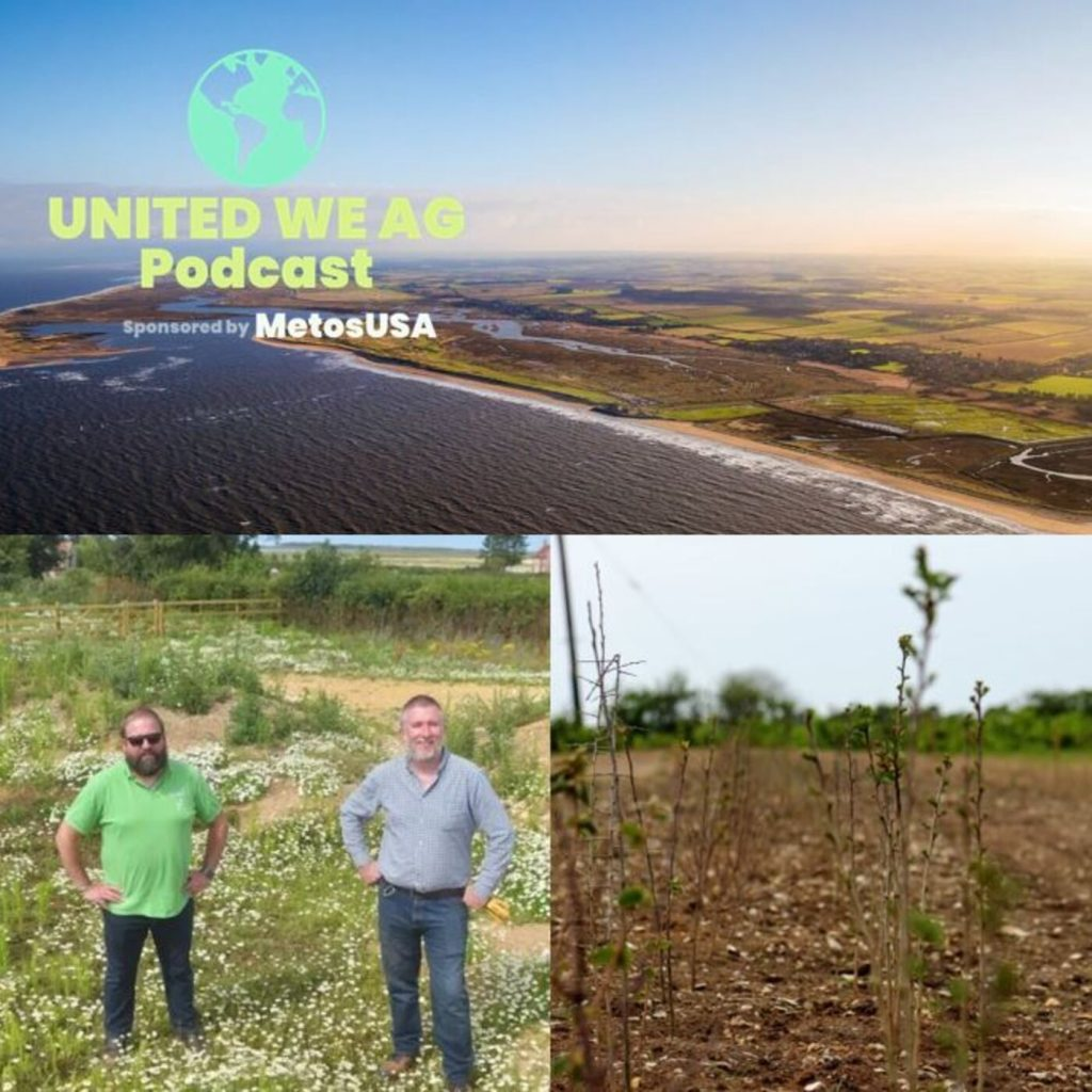 United We Ag Podcast featuring Jason & Nathan